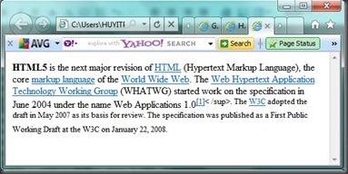 html4-demo